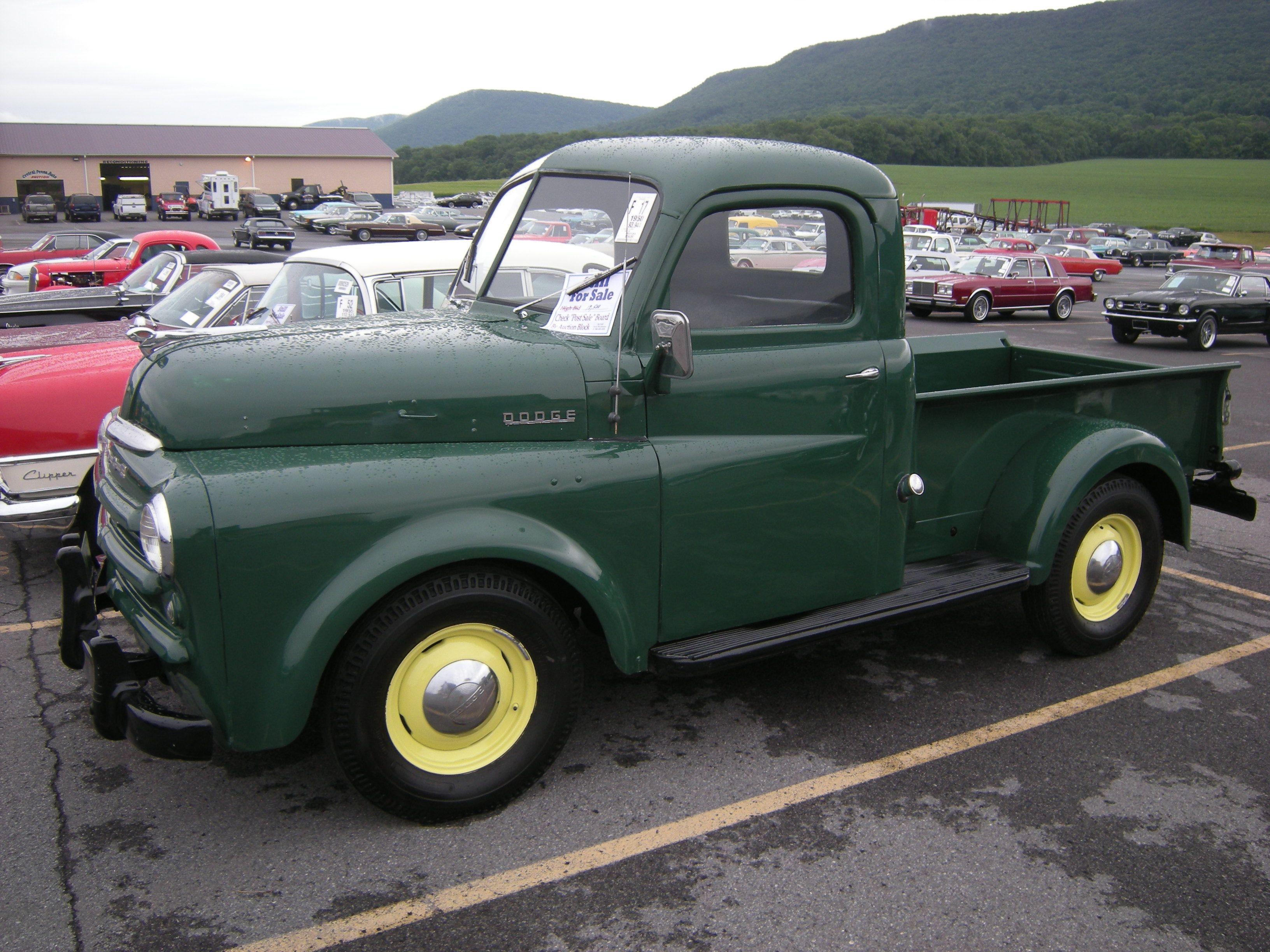 48 Dodge Pickup