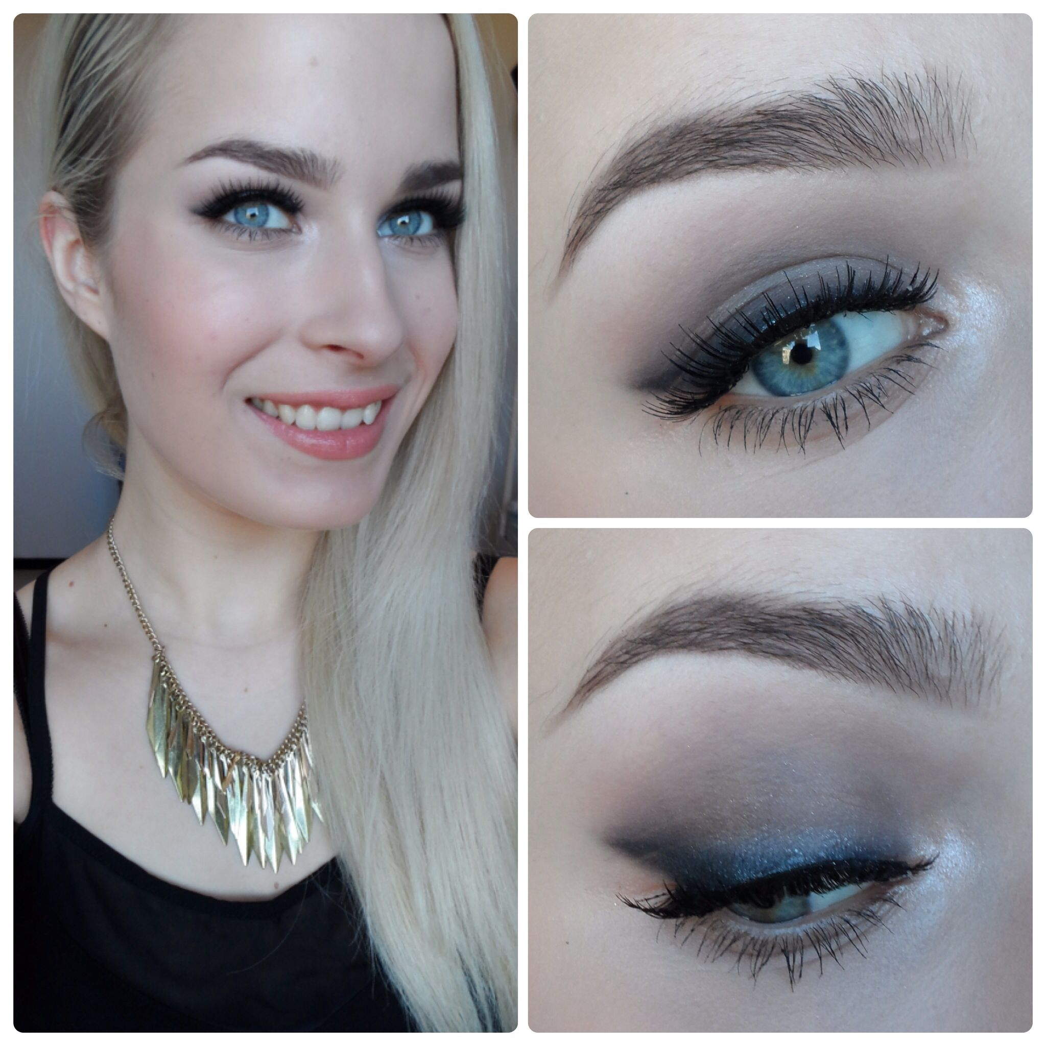 Pin by Cris Jiher on Eyes Makeup   Eye makeup, Makeup, Make up