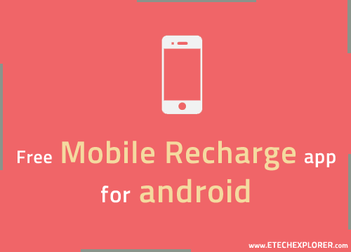 Get Free Recharge Mobile App / Talktime and DTH Recharge as