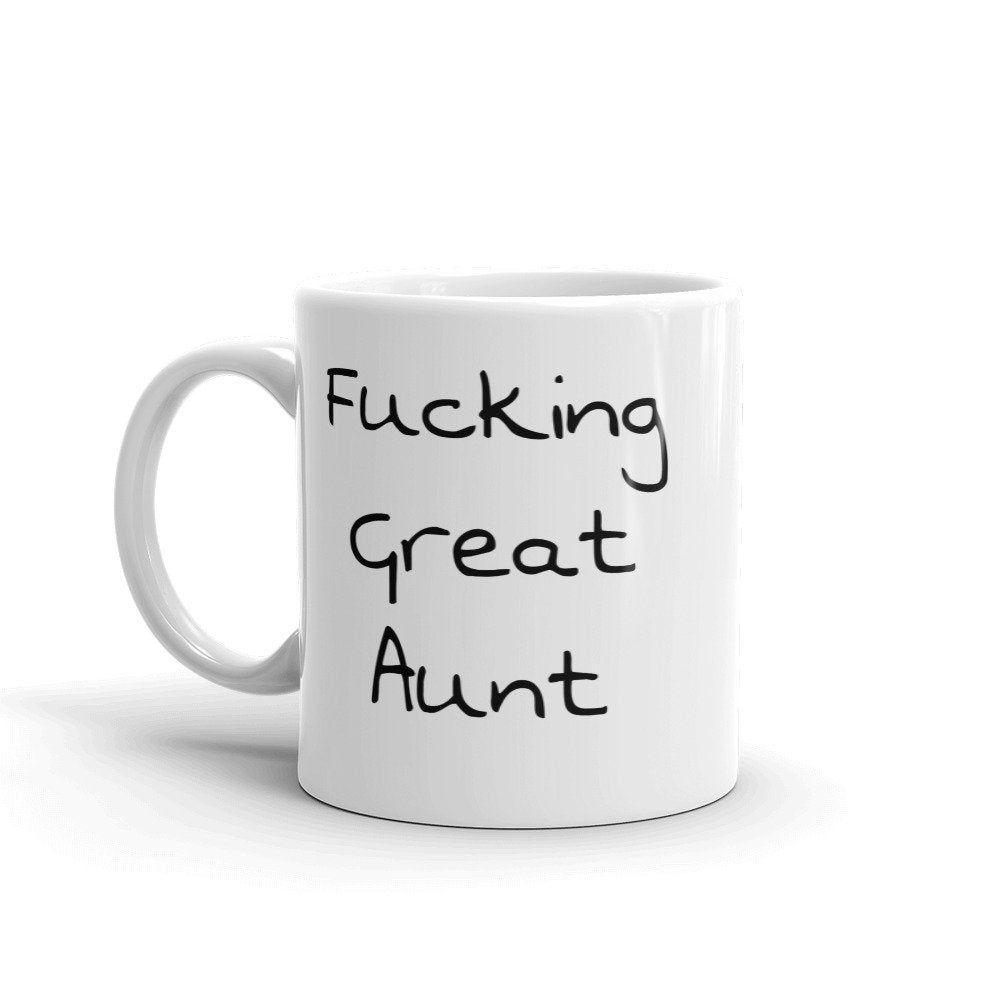 aunt mug, aunt coffee mug, aunt gift idea, Aunt gifts ...