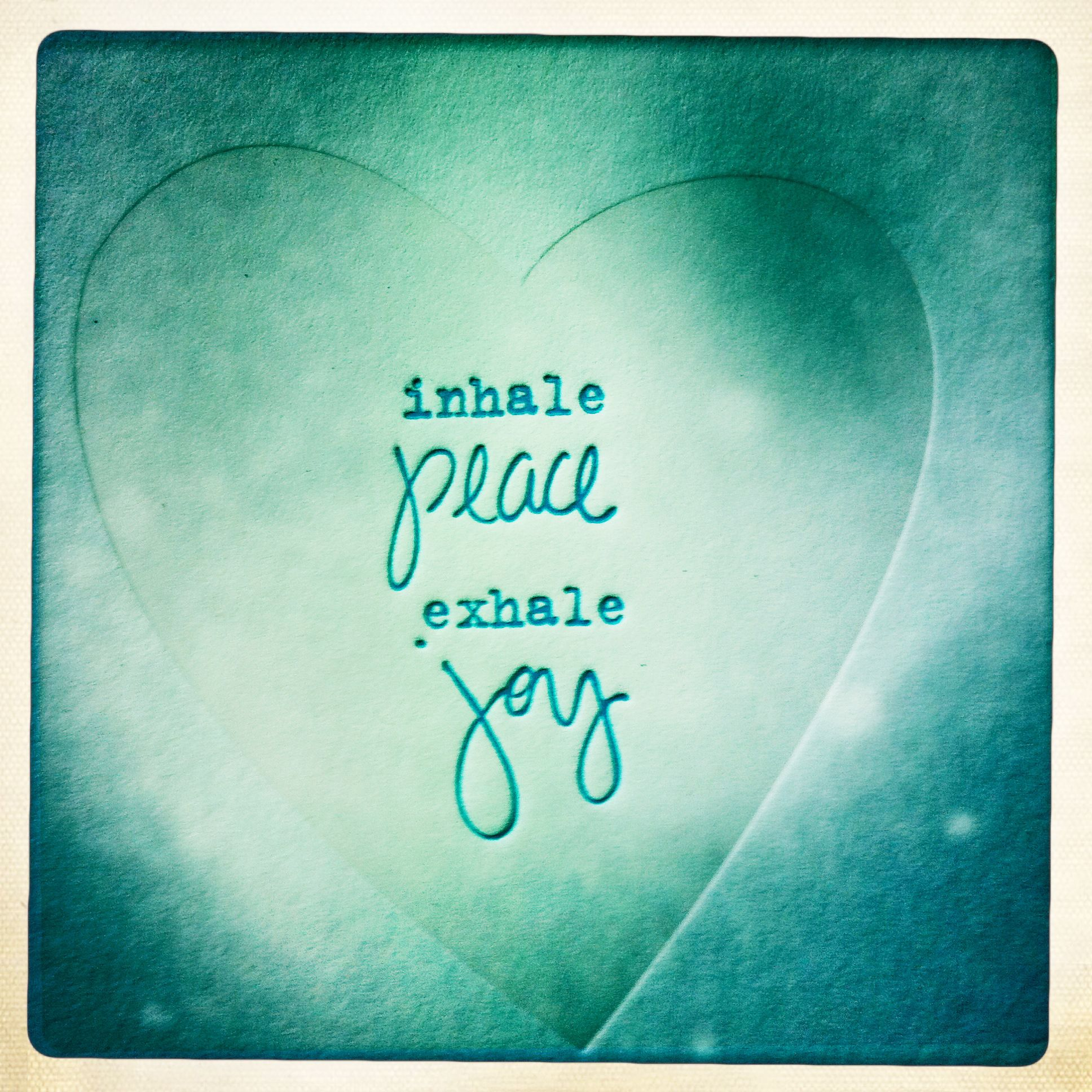 Peace And Joy Quotes: Inhale Peace, Exhale Joy..