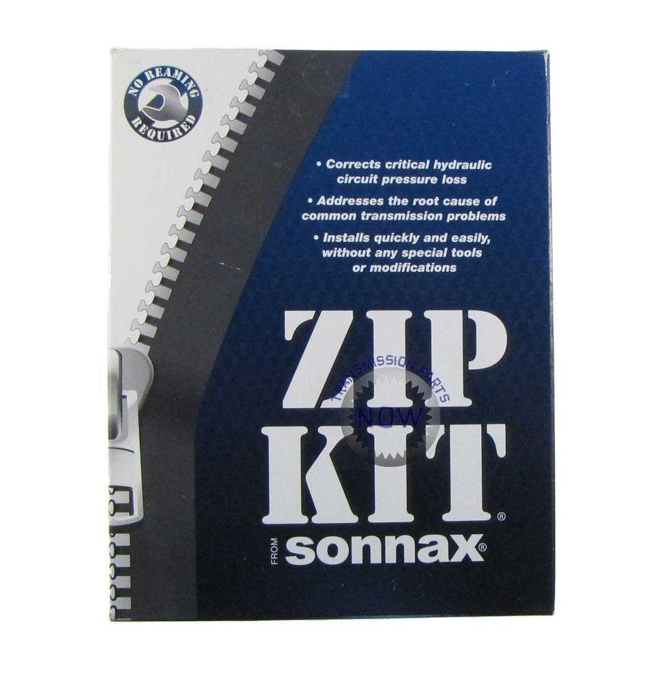 Details About U140e U241 E Valve Body Rebuild Kit Sonnax Zip Kit