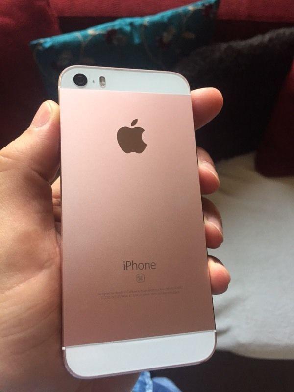 best website e88cb 26607 iPhone 5s Rose Gold | Question | Capas y Telas