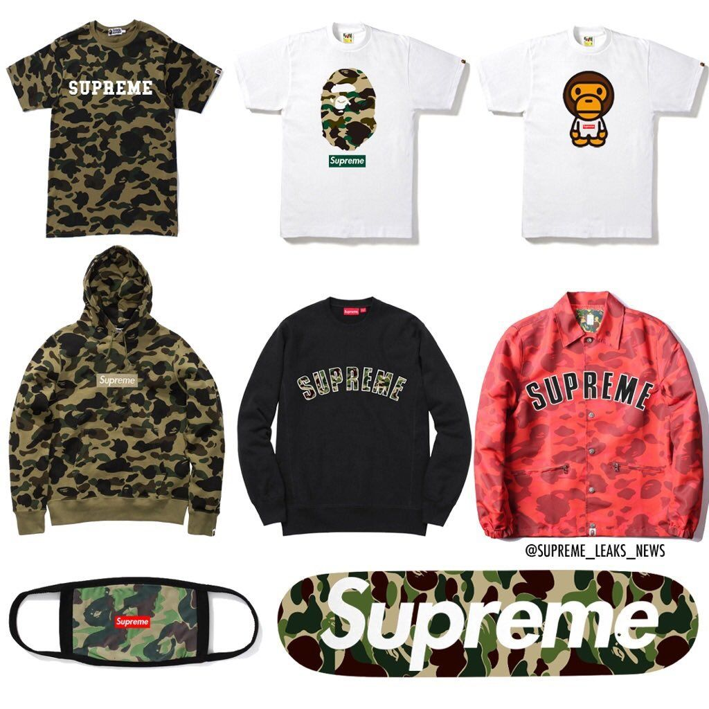 where can i find supreme clothing