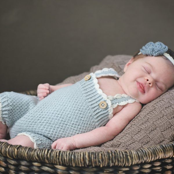 12 oppskrifter til baby i nye KlompeLOMPE farger. Emma