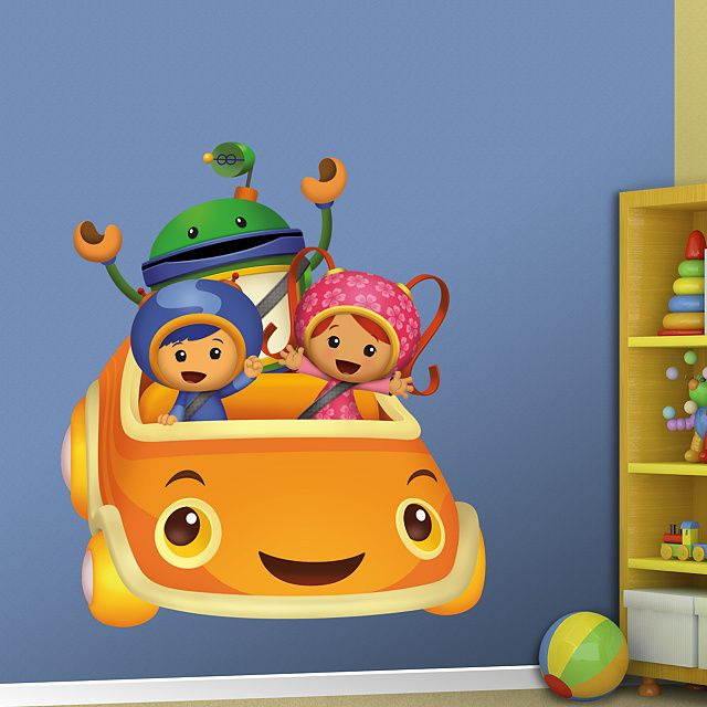 Team Umizoomi Umicar Team Umizoomi Nickelodeon Team Umizoomi