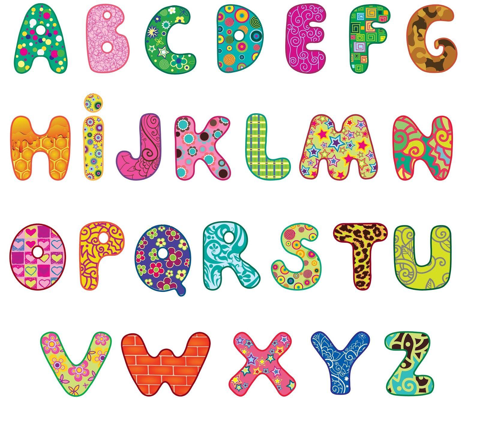 Banco de imagenes gratis 15 im genes did cticas para - Letras decorativas para ninos ...