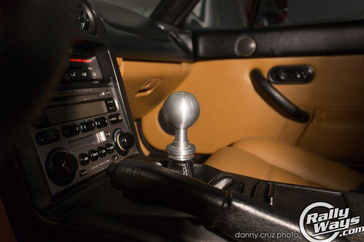 mazda 3 shift knob manual