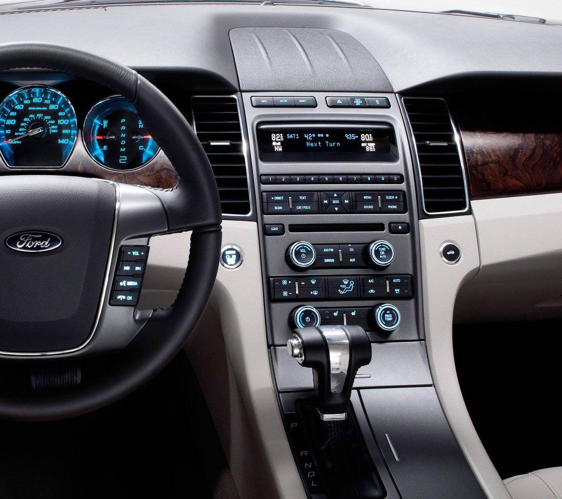 Interior 2013 Ford Taurus Ford Interior Taurus Ford
