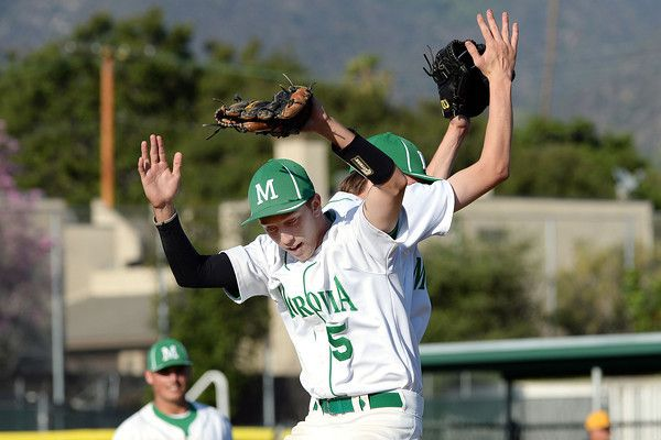 Monrovia Defeated Alhambra 2 0 Arcadia Elks Baseball Tournament Baseball Tournament Alhambra Monrovia