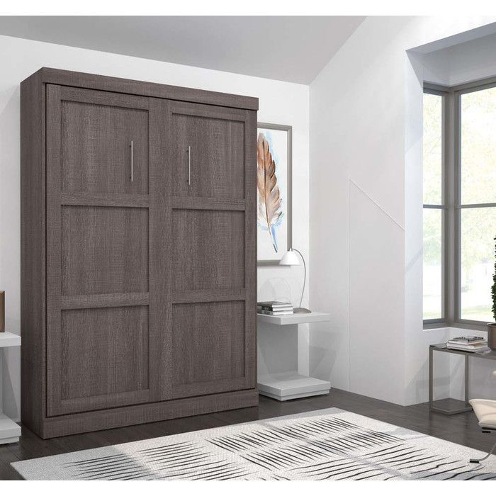 You'll love the Walley Full/Double Murphy Bed at AllModern - With Great Deals on modern Bedroom  products and Free Shipping on most stuff, even the big stuff.