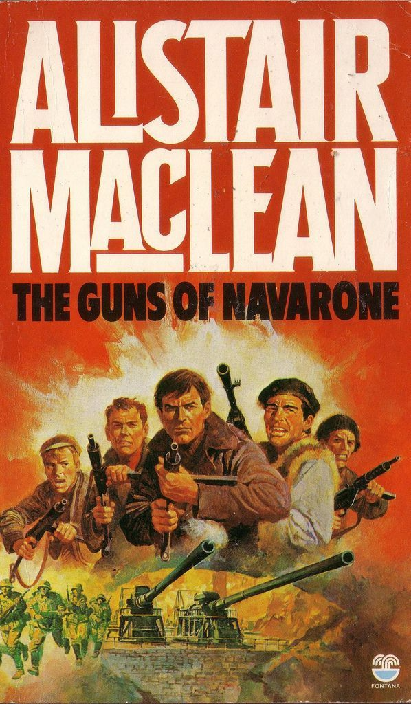 The Guns Of Navarone Book