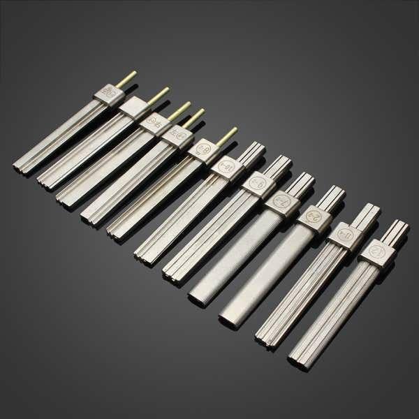 DANIU Multifunctional Tool Kit Locksmith Tools Lock Pick Tools Set Locksmith Set
