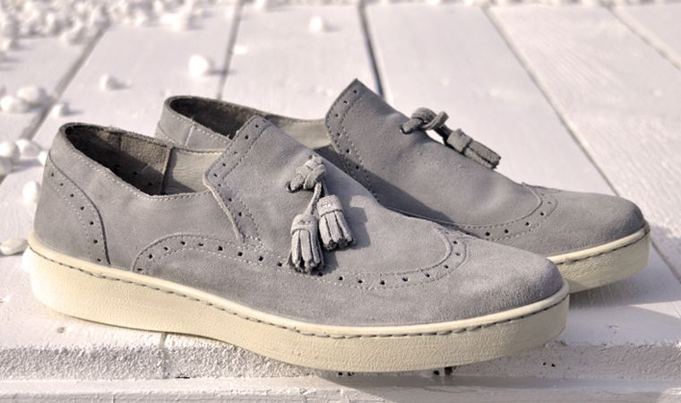 #sneakers #shoes #scarpe #suede #laboratoriocorte shoes #fashion #blog #blogger #shop #shopping #spring #summer