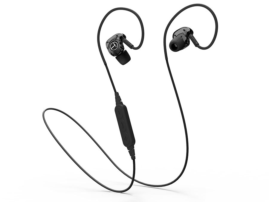 TUNES™ H2° Wireless Earbuds TUNES Audio Earbuds