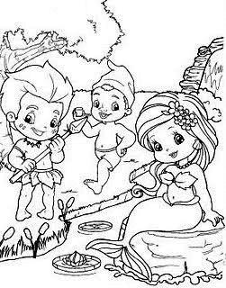 Lendas Do Folclore Brasileiro Iara Desenho Folclore Folclore