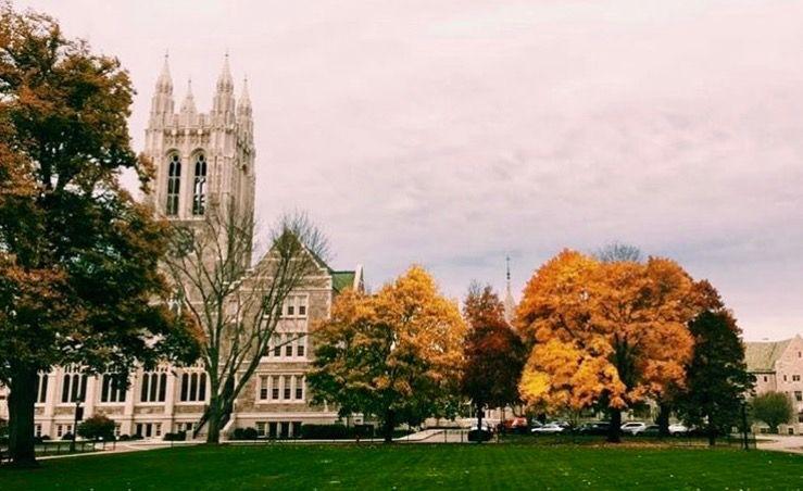 Pin on boston college
