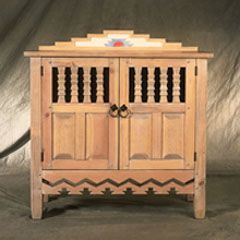 Ernest Thompson Cabinet...Ernest Thompson Furniture Was Founded On The  Values Of Artisanal