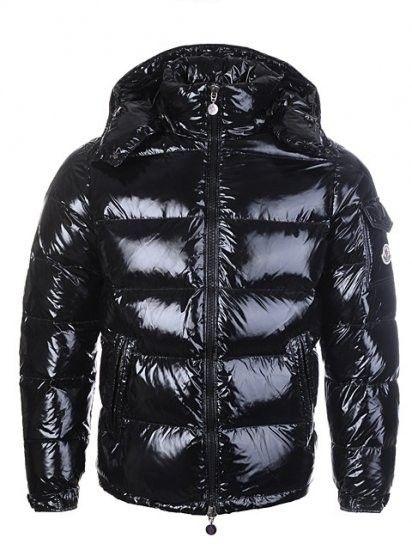 moncler maya men black jacket fashion casual jackets hoodies rh pinterest com