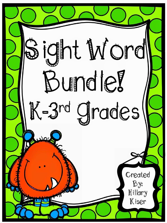 Adventures of Teaching Sight Word Cheapie! ) Sight