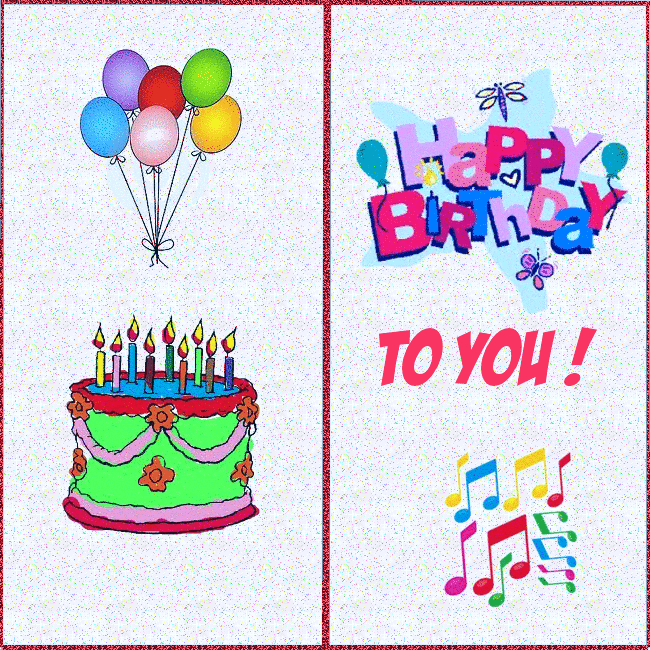 Free Printable Happy Birthday Cards Images and Pictures  Happy