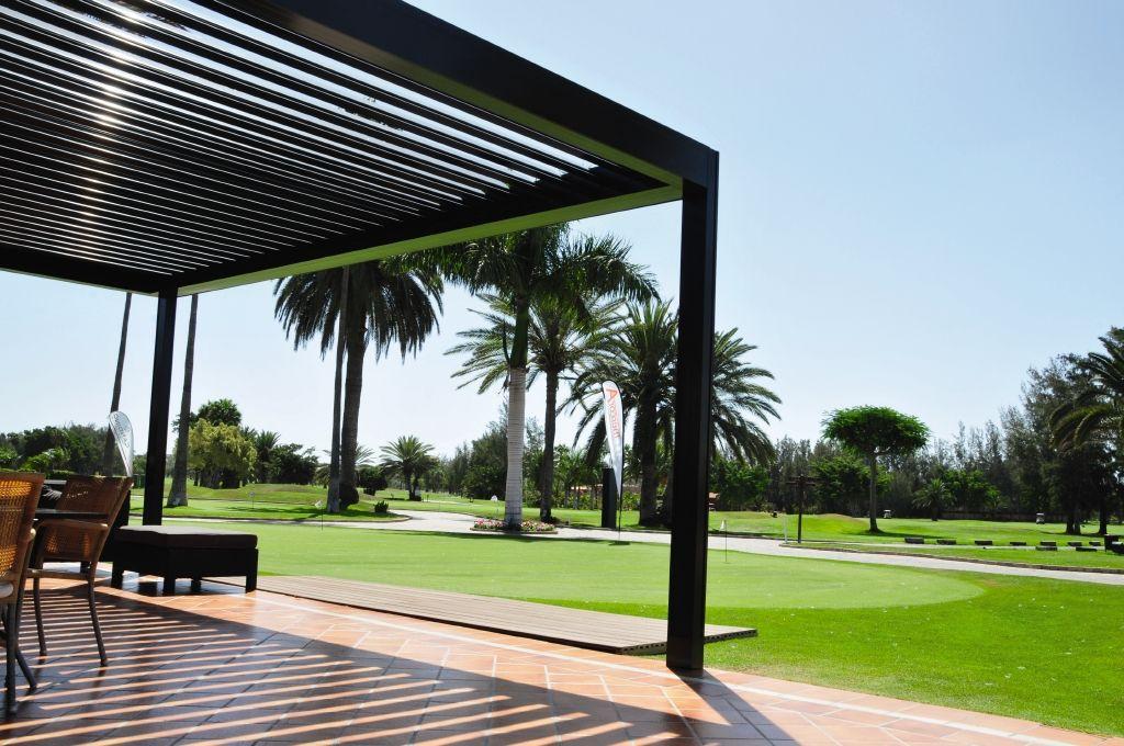 Algarve by Renson #Pergola #Renson #Outdoor   Camargue, Terrasoverkapping, Pergola's