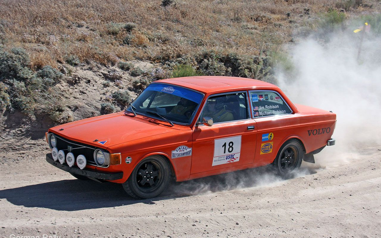 Volvo Volvo Rally Car And Cars