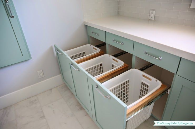 Sunny Side Up - laundry/mud rooms - Benjamin Moore - Wythe Blue ...
