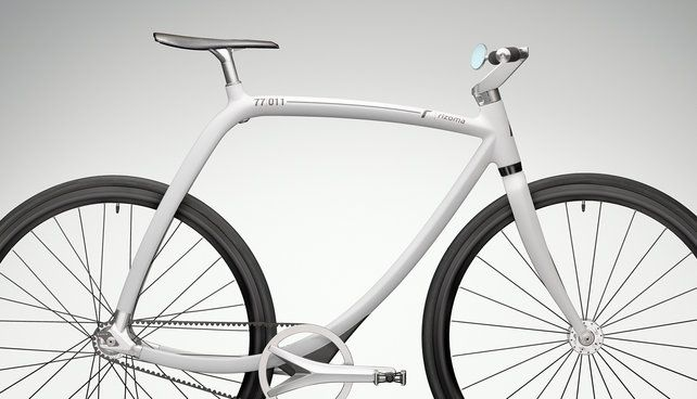 This Novel, Handmade Bike Is 17 Pounds Of Sexy