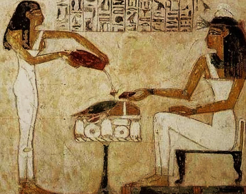 Ancient Egyptian Festival of the