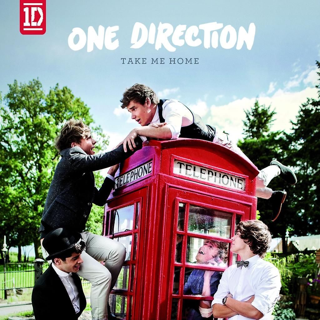 Take Me Home One Direction Album Cover Album Musical Capas De