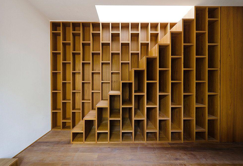 Scale D Interni Moderne.Guida Introduttiva 40 Idee Scale In Legno Per Interni House
