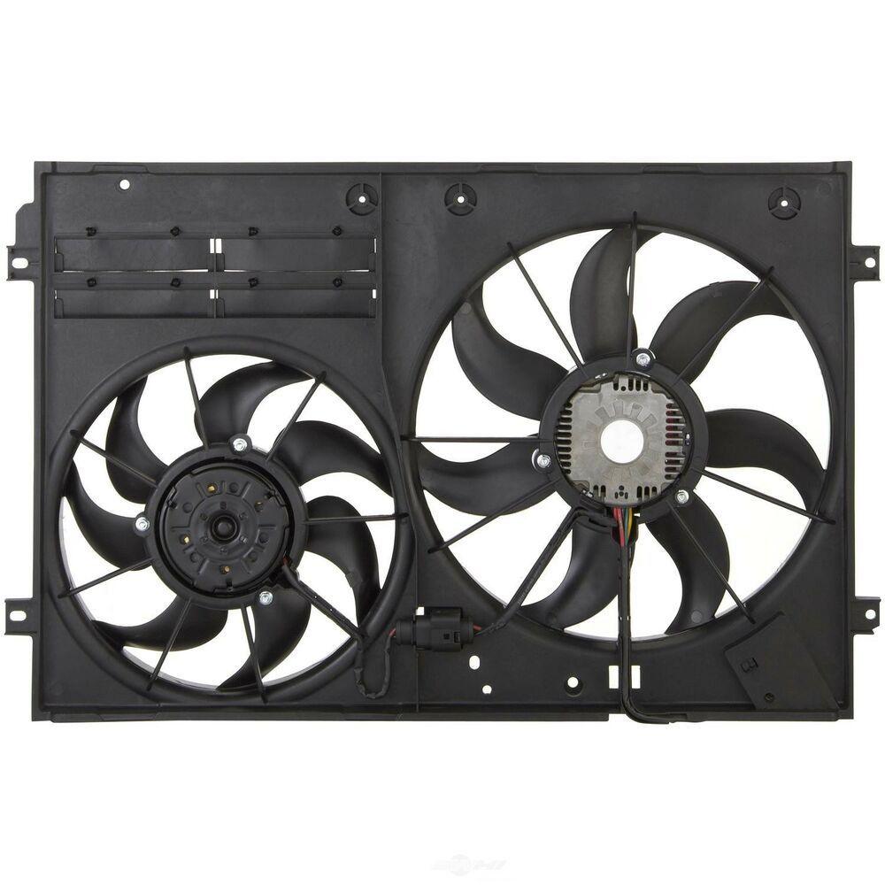 Engine Cooling Fan Assembly Spectra Cf11008 Fits 2012 Vw Beetle 2 5l L5 In 2019 Radiators Truck Parts Cooling System
