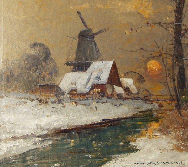 Johan Jungblut (1860-1912)