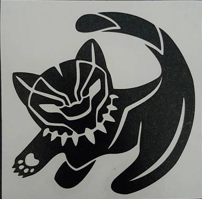 Black Panther Lion King Pantera Negra Leao Desenho Estampas