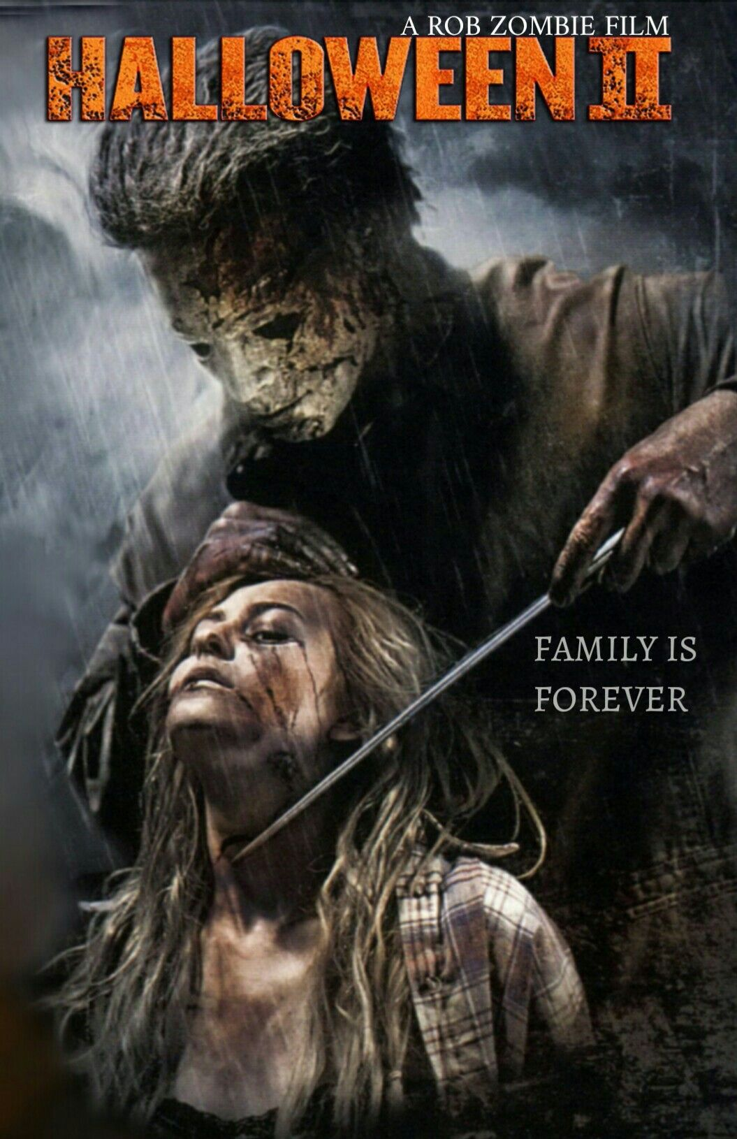 halloween 2 rob zombie horror movie slasher