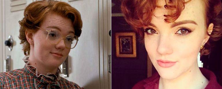 Noticias de cine y series: Stranger Things: Mira cómo cambia Shannon Purser (Barb) en la vida real