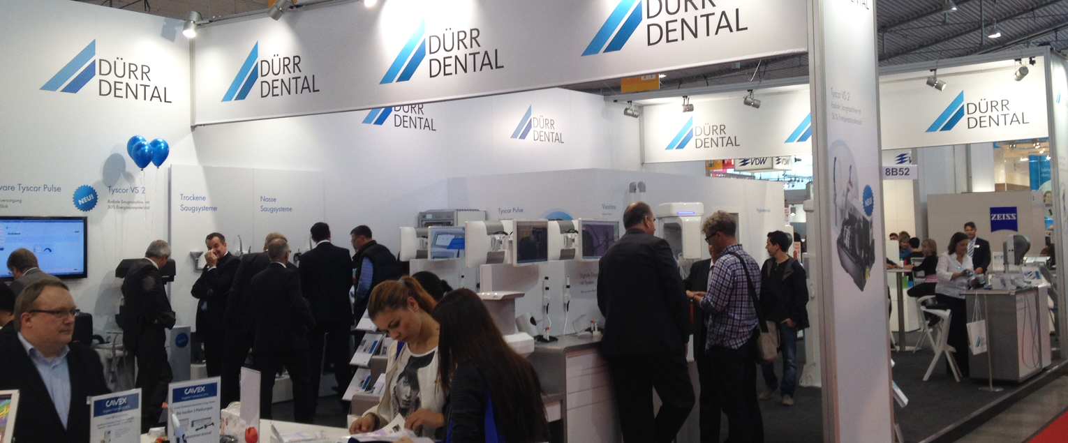 Fachdental Stuttgart 2014 Impressionen der Fachdental in Stuttgart - Impressions of the Fachdental in Stuttgart (rf) #messe #tradefairs #fachdental #stuttgart #dental #duerrdental