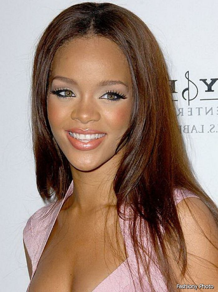 Caramel Brown Hair Color On Black Women 2014-2015 ...