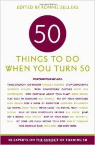 50th Birthday Gifts For Women 50 Things To Do When You Turn