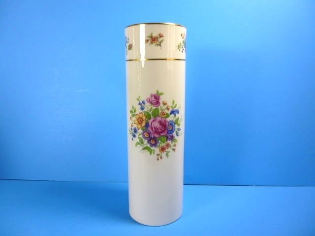 Lenox Rose Cylinder Vase 10 18tall X 3wide Limited Edition 17185300