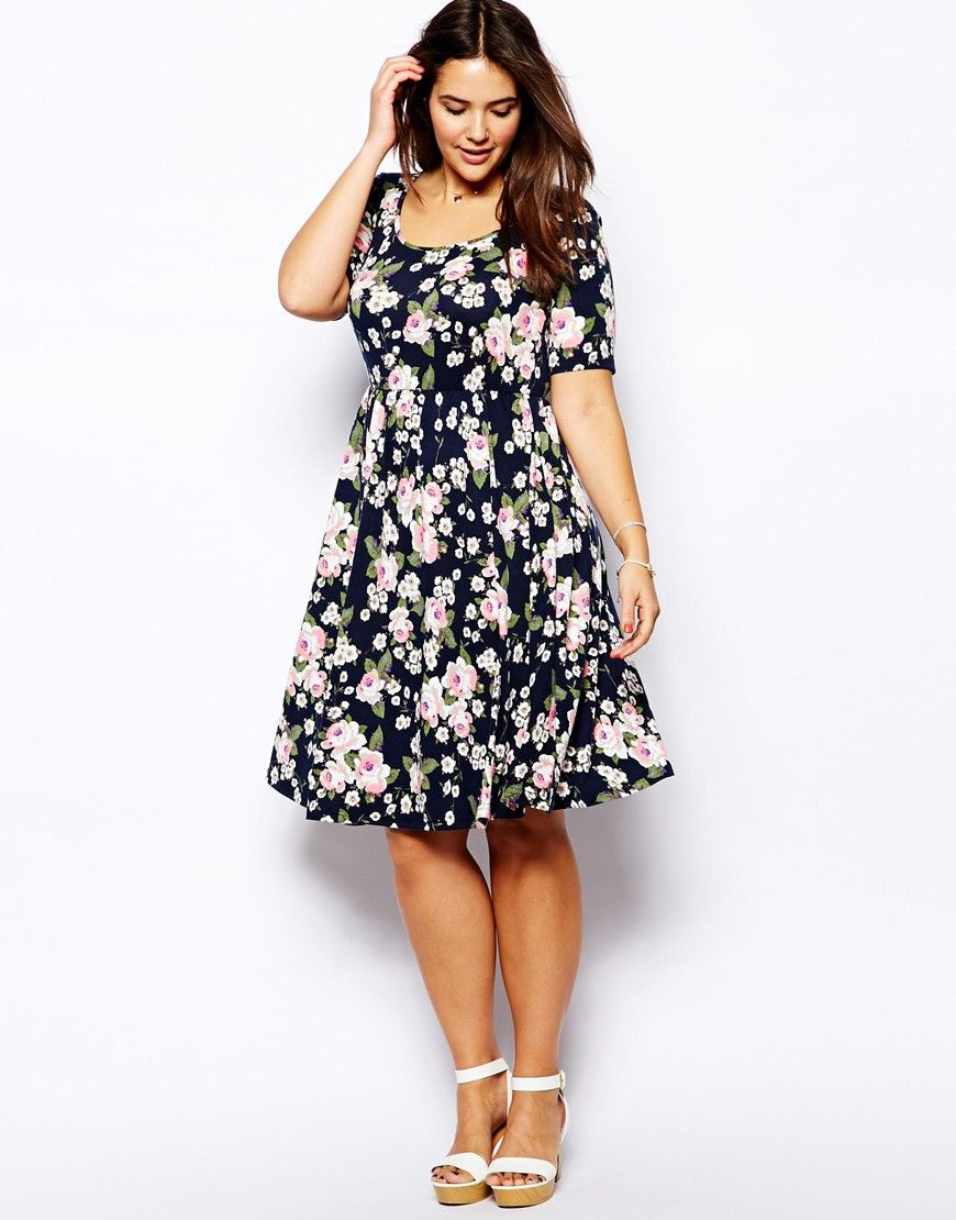 Casual Plus Size Summer Dresses With Sleeves | Summer ...
