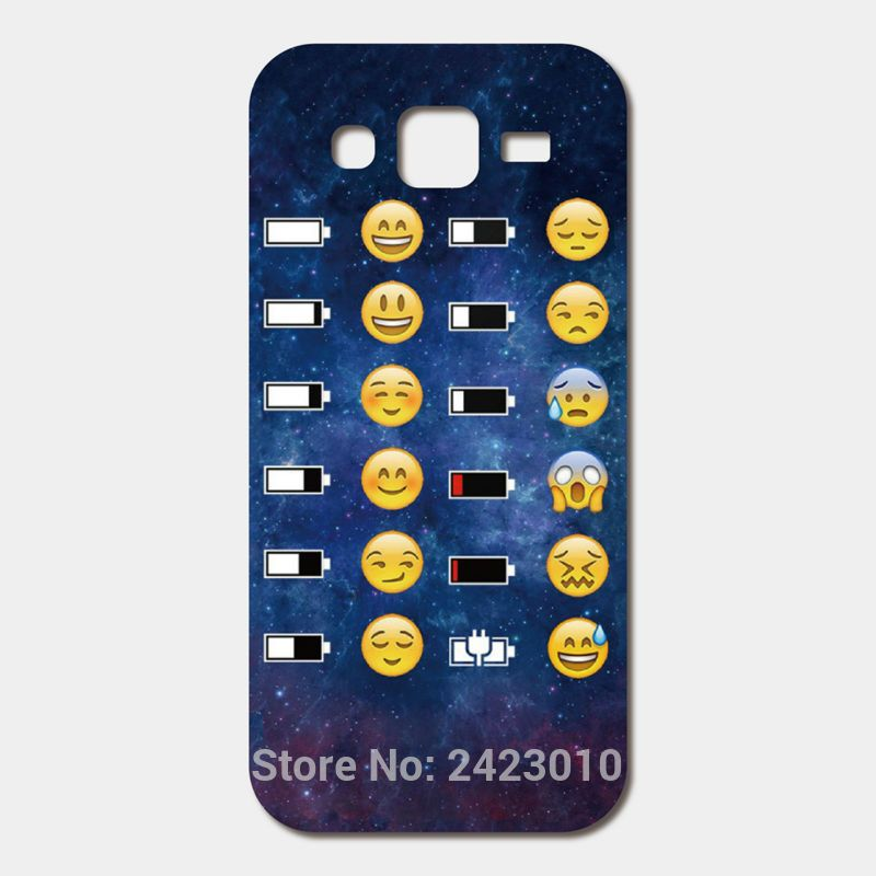For Samsung Galaxy J5 J7 J3 J2 J1 Mini E7 E5 A9 A8 A7 A5 A3 G530 Mobile Phone Cover Protective Emoji Funky Emoji Phone Cases Friends Phone Case Bff Phone