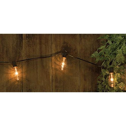 Edison Copper Light Set, 10 ct..048
