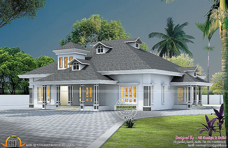 House Plans And Elevations In Kerala Elegant Kerala Home Design And Floor Plans Trends 3d Plan Elevation Kerala House Design House Design Photos Kerala Houses