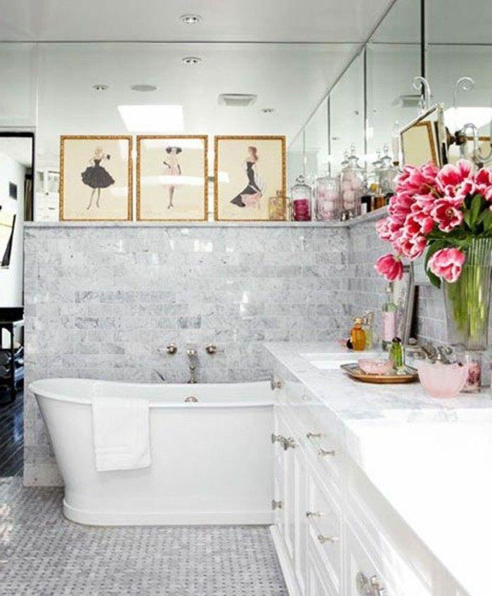 Les 25 meilleures id es de la cat gorie baignoire fonte sur pinterest baign - Vieille baignoire en fonte ...