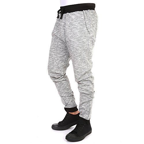 Thrill Jeans Boy's Premium Loop Terry Jogger Pants (Heather Grey) - http://our-shopping-store.com