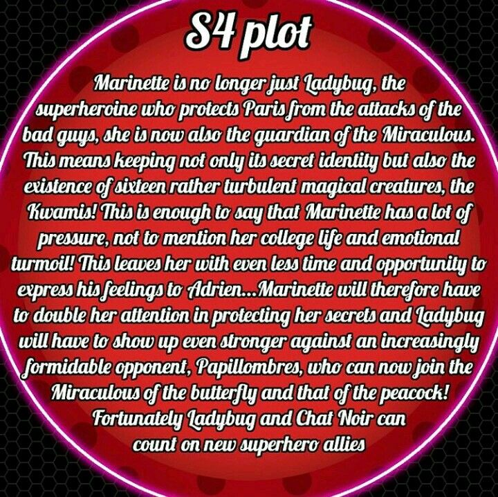 Season 4 plot _ Miraculous news in 2020 Miraculous