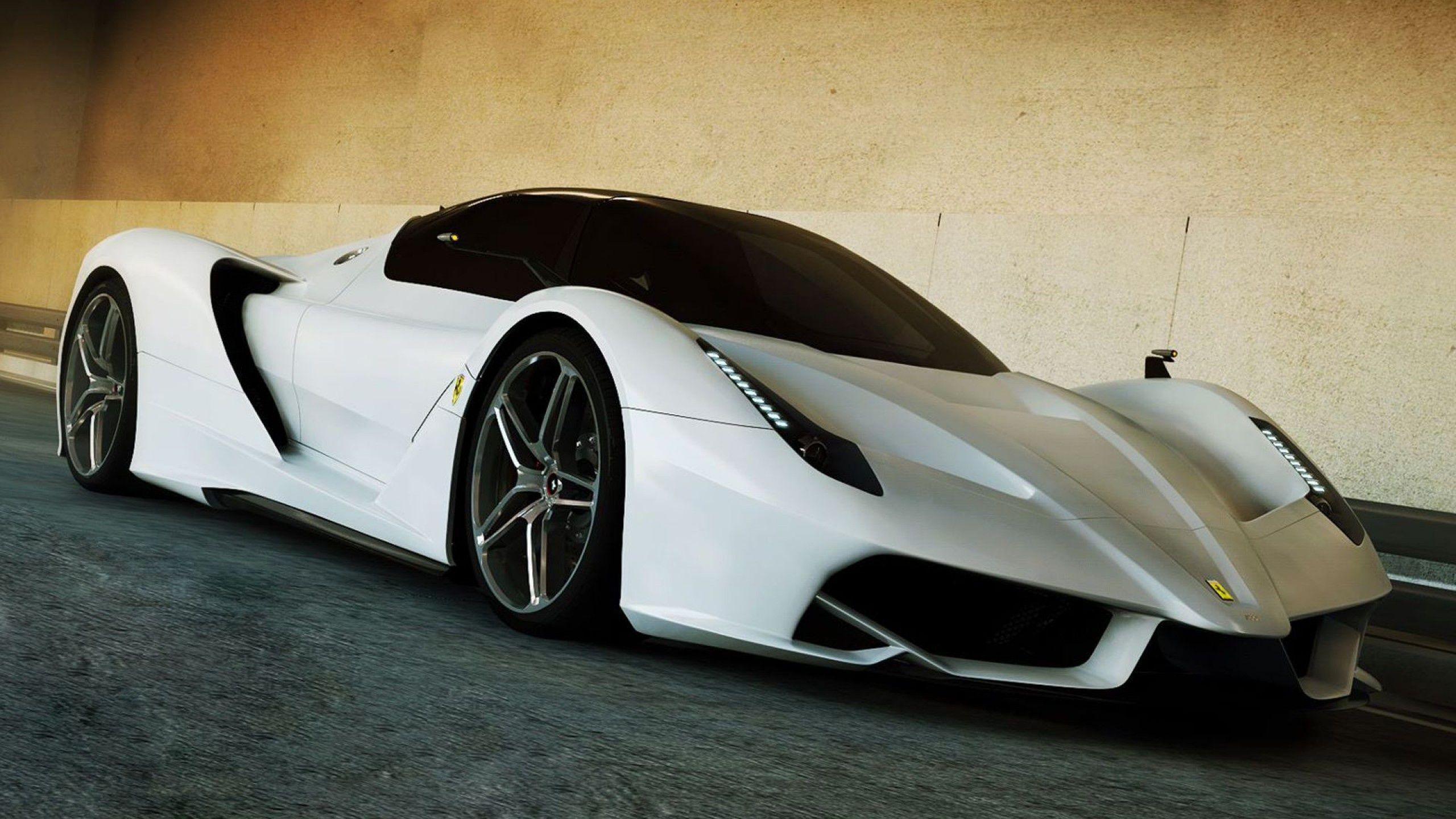 Ferrari De Esfera Concept Car Wallpaper With Id Desktop