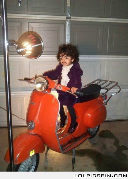 Prince, the early years
